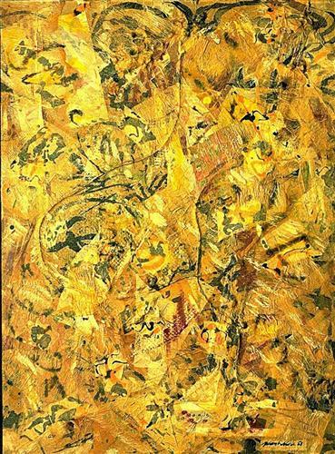 Number 2 - Jackson Pollock