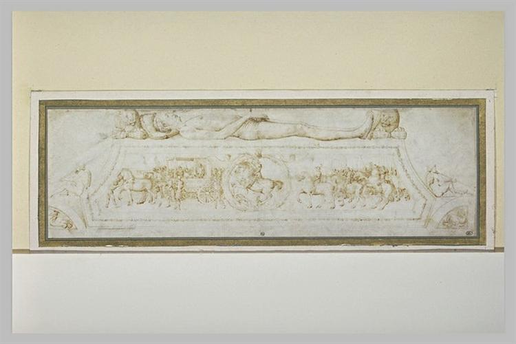 Tomb of a prince - Jacopo Bellini